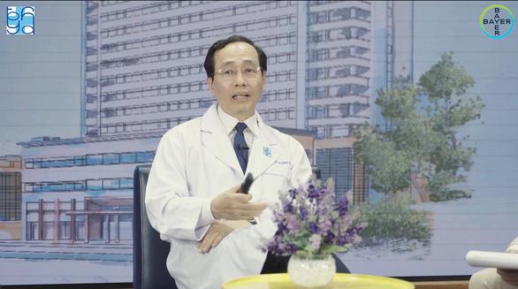 Chương trình tư vấn: Dự phòng đột quỵ ở người bệnh rung nhĩ - Ảnh 3.