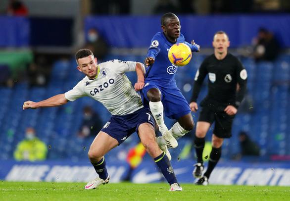 Bàn thắng gây tranh cãi của Aston Villa khiến Chelsea mất chiến thắng - Ảnh 1.