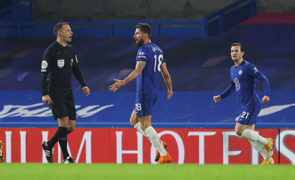 Bàn thắng gây tranh cãi của Aston Villa khiến Chelsea mất chiến thắng - Ảnh 2.