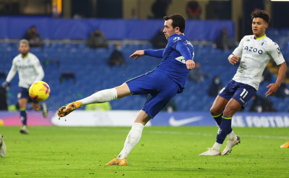Bàn thắng gây tranh cãi của Aston Villa khiến Chelsea mất chiến thắng - Ảnh 5.