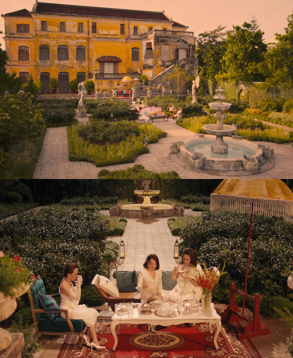 Gái già lắm chiêu V: Phim 2 triệu USD quay ở Cung An Định, Đại Nội Huế - Ảnh 2.