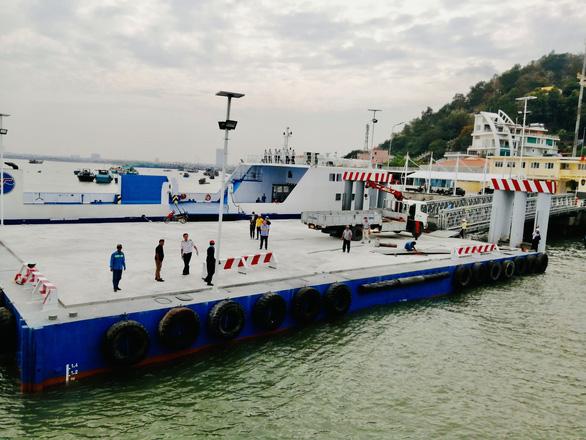 Đầu tháng 1-2021 khai trương tuyến phà biển đầu tiên TP.HCM - Vũng Tàu - Ảnh 1.