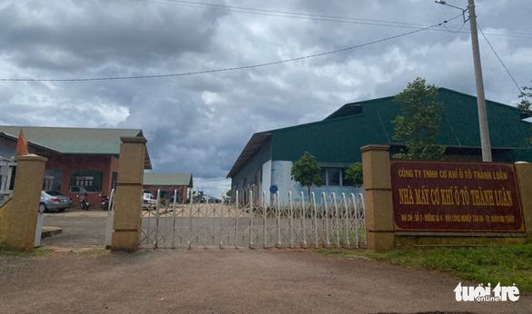 Trường dạy lái chui trong cụm công nghiệp phải tháo dỡ trước 31-12 - Ảnh 1.