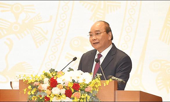 Thủ tướng: Tư lệnh ngành không được im lặng, phải trực tiếp giải quyết bức xúc của nhân dân - Ảnh 1.