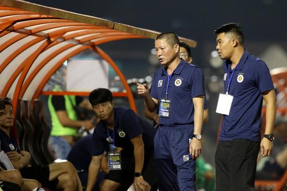 HLV đội Hà Nội: Đình Trọng, Duy Mạnh chưa có phong độ tốt - Ảnh 5.