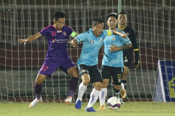 HLV đội Hà Nội: Đình Trọng, Duy Mạnh chưa có phong độ tốt - Ảnh 4.