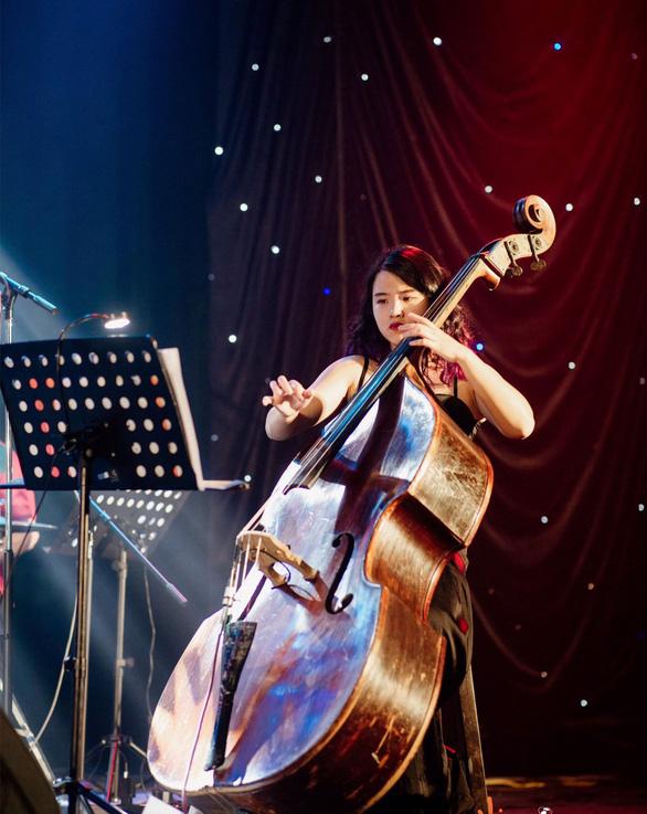 Đêm nhạc jazz của những kẻ mộng mơ - Ảnh 1.