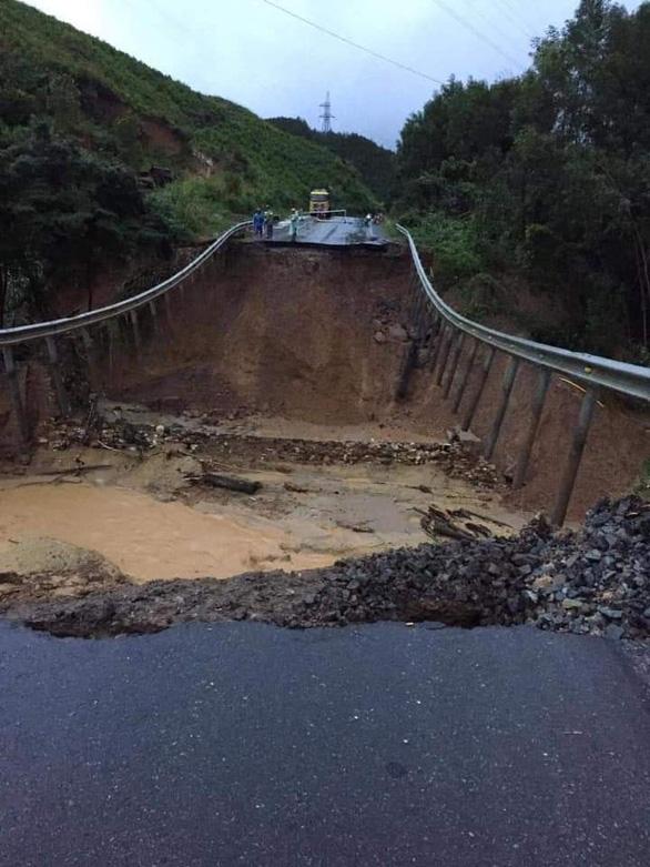 Quốc lộ 26 Khánh Hòa nối Đắk Lắk đã được sửa chữa, thông xe - Ảnh 2.