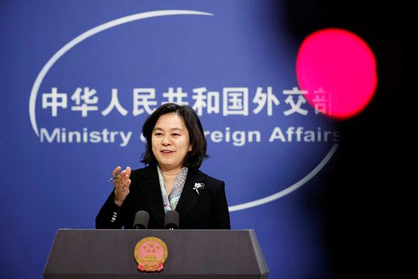 Bắc Kinh nói Mỹ lạm dụng cụm từ an ninh quốc gia để xài đòn trừng phạt - Ảnh 1.