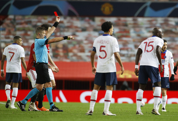 Neymar lập cú đúp, PSG đánh bại Man United - Ảnh 3.