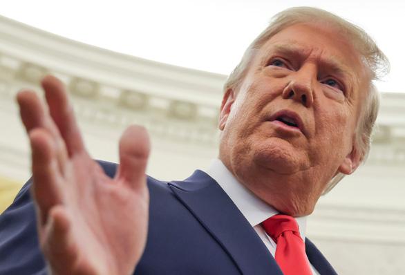 Đảng Cộng hòa nhắc ông Trump cẩn trọng khi ký lệnh ân xá lúc hoàng hôn nhiệm kỳ - Ảnh 1.