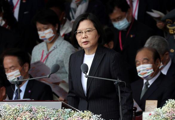 Bà Thái Anh Văn muốn thúc đẩy thỏa thuận thương mại Đài Loan - Mỹ - Ảnh 1.