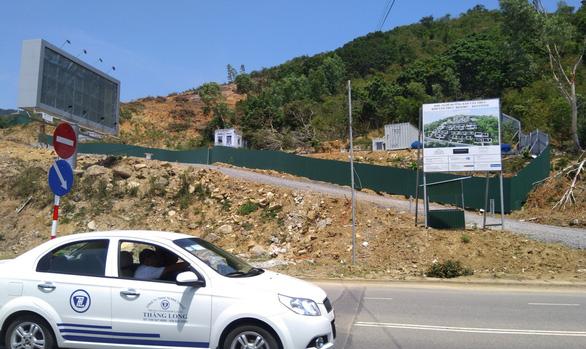 Phải trả lại tiền 11 chủ dự án trên núi Cô Tiên góp để lập quy hoạch - Ảnh 2.