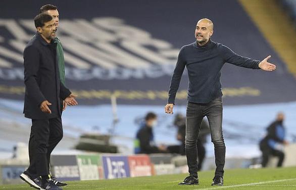 Điểm tin thể thao sáng 3-12: Man City nổi giận với Porto, xác định hai cặp đấu bán kết SV-League - Ảnh 1.