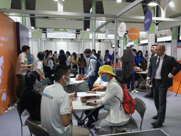 Hội chợ Vietnam Expo 2020 kết hợp giữa gian hàng trực tuyến và trực tiếp - Ảnh 1.