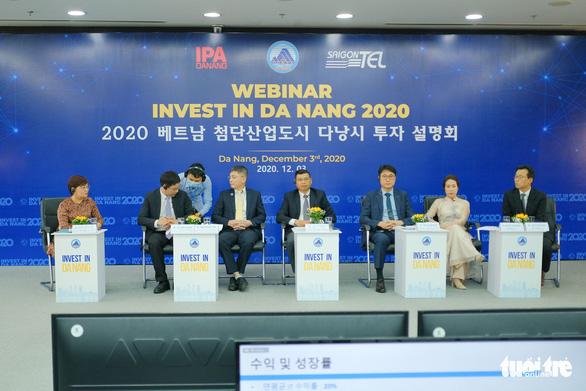 Nhiều doanh nghiệp Hàn Quốc muốn đầu tư vào Đà Nẵng sau COVID-19 - Ảnh 1.