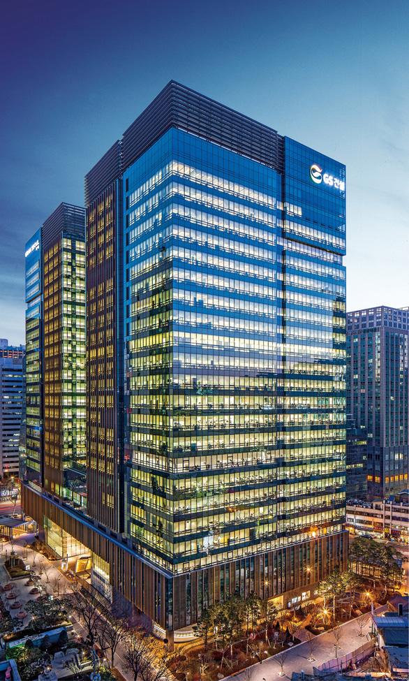 GS E&C nhà phát triển bất động sản vươn tầm thế giới - Ảnh 1.