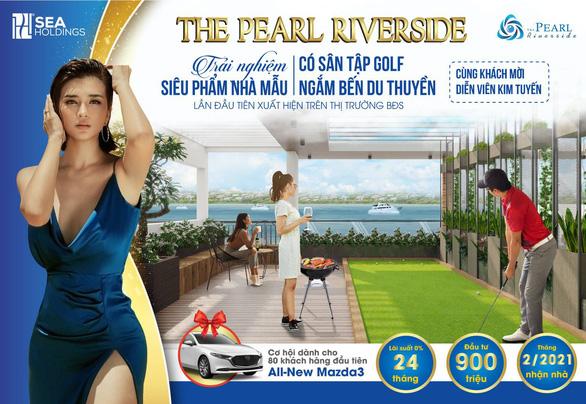 The Pearl Riverside - đại diện cho phân khúc nhà ở sinh thái vùng ven - Ảnh 3.