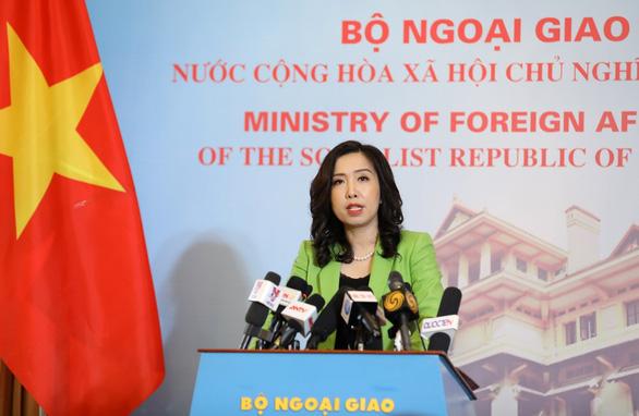 Đài Loan tập trận, Trung Quốc mở tour du lịch là vi phạm chủ quyền Việt Nam - Ảnh 1.