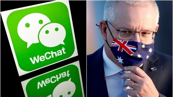 Thủ tướng Úc lên WeChat chỉ trích, WeChat xóa bài - Ảnh 1.