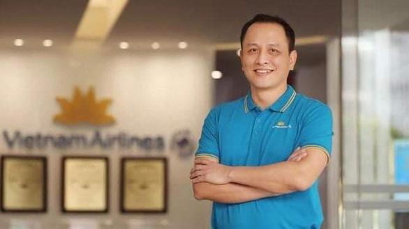 Ông Lê Hồng Hà làm tổng giám đốc Vietnam Airlines từ 1-1-2021 - Ảnh 1.