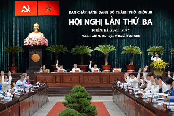 Bí thư Nguyễn Văn Nên: Không ngăn chặn COVID-19, tết này sẽ nhiều khó khăn - Ảnh 1.