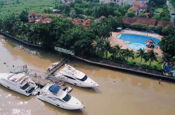 Ho Chi Minh City held the yacht exhibition for the first time - Photo 1.