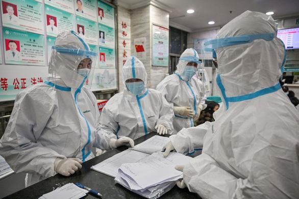 CDC Trung Quốc: Số ca nhiễm COVID-19 ở Vũ Hán có thể cao gấp 10 lần - Ảnh 1.