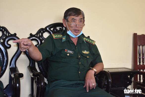 Chỉ huy trưởng biên phòng An Giang: 'Tôi nhận trách nhiệm người đứng đầu - Ảnh 1.