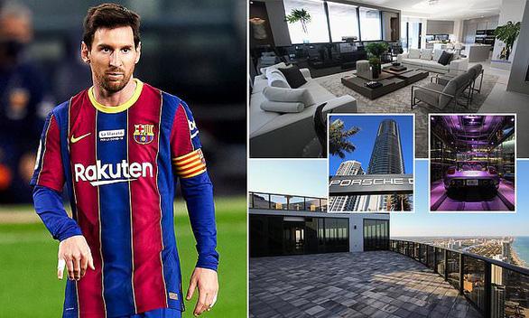 Điểm tin thể thao tối 30-12: Messi mua nhà để chuẩn bị đến Mỹ thi đấu - Ảnh 2.