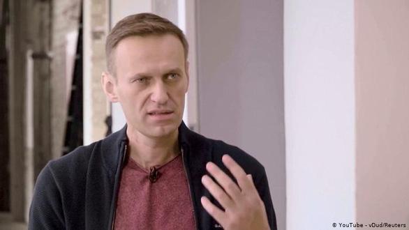 Nga cáo buộc chính trị gia đối lập Navalny gian lận chi tiêu tiền quyên góp - Ảnh 1.