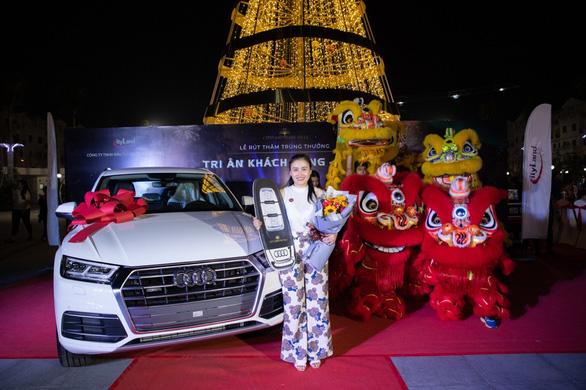 CityLand trao xe Audi Q5 tri ân khách hàng 2020 - Ảnh 1.