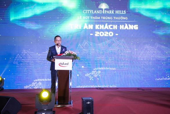 CityLand trao xe Audi Q5 tri ân khách hàng 2020 - Ảnh 2.