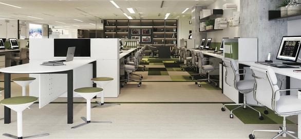 CityLand chính thức hoạt động tại trụ sở mới - Ảnh 3.