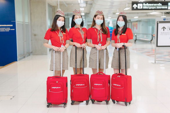 Vietjet Thái Lan bay thương mại từ TP.HCM đến Bangkok từ tháng 1-2021 - Ảnh 2.