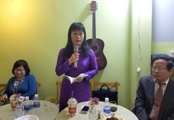 Bạn bè chung tay thực hiện tập thơ Đoàn Vị Thượng trong lúc nhà thơ lâm trọng bệnh - Ảnh 2.
