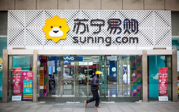 Doanh nghiệp Trung Quốc nợ khủng - Ảnh 1.