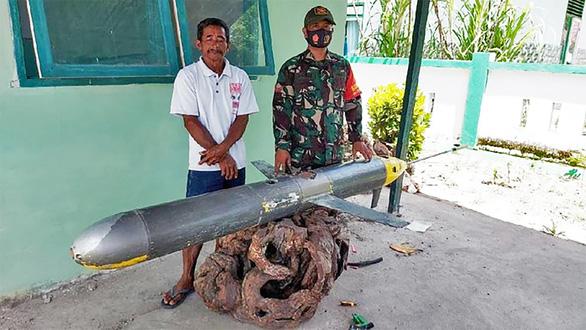 Ngư dân Indonesia phát hiện thiết bị do thám dưới biển, nghi của Trung Quốc - Ảnh 1.