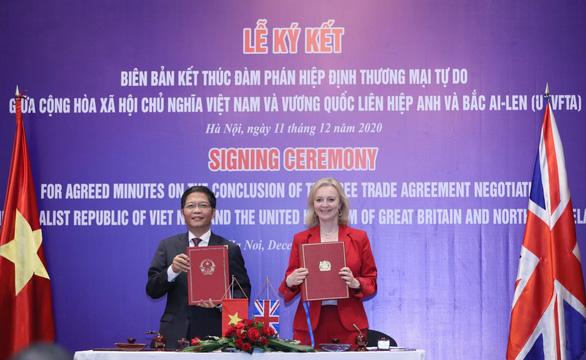 Việt Nam ký kết nhiều FTA là sự kiện nổi bật nhất ngành công thương 2020 - Ảnh 1.