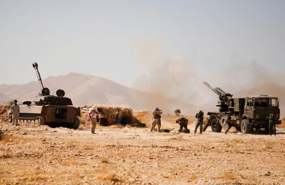 Do COVID-19, số người thiệt mạng vì chiến sự Syria thấp kỷ lục năm 2020 - Ảnh 1.