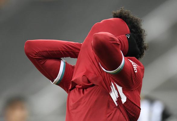 Dứt điểm kém, Liverpool bị Newcastle cầm chân - Ảnh 2.