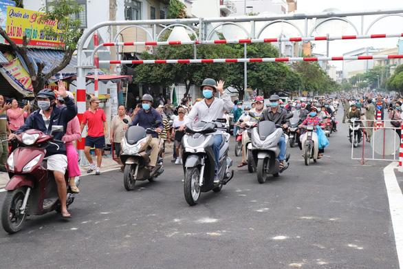 Thông xe cầu An Phú Đông, từ Gò Vấp qua quận 12 hết cảnh qua sông lụy đò - Ảnh 1.