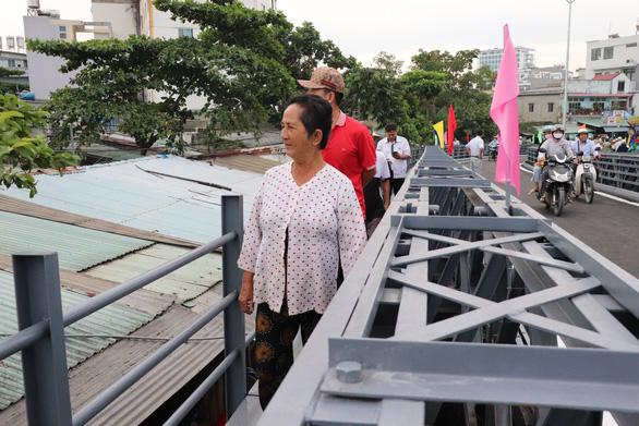 Thông xe cầu An Phú Đông, từ Gò Vấp qua quận 12 hết cảnh qua sông lụy đò - Ảnh 4.