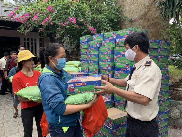 Cầu siêu cho 35 chiến sĩ gặp nạn ở Quảng Trị, Thừa Thiên Huế - Ảnh 4.