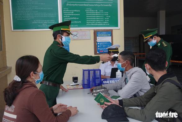 Nghệ An, Hà Tĩnh siết chặt kiểm dịch COVID-19 ở biên giới - Ảnh 2.