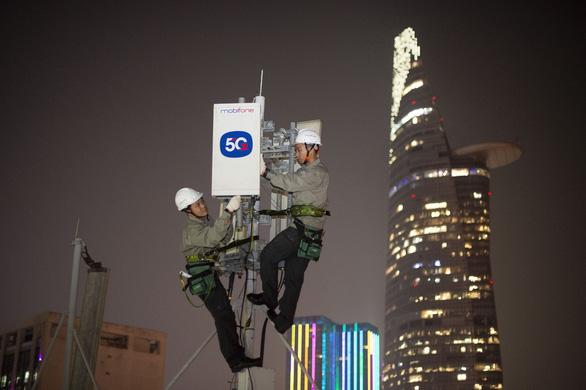 Chào 5G - mở tương lai - Ảnh 1.