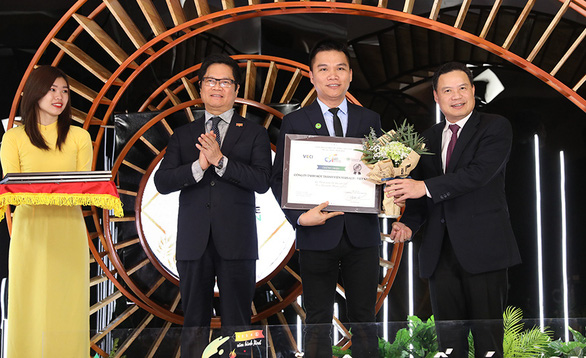 Herbalife Việt Nam tiếp tục được VCCI vinh danh Doanh nghiệp Bền vững 2020 - Ảnh 3.