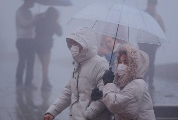 Bắc Bộ và Bắc Trung Bộ sắp đón không khí lạnh - Ảnh 1.
