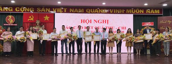 Chủ tịch UBND TP.HCM Nguyễn Thành Phong: 'Năm khó nhất của kinh tế TP.HCM' - Ảnh 1.