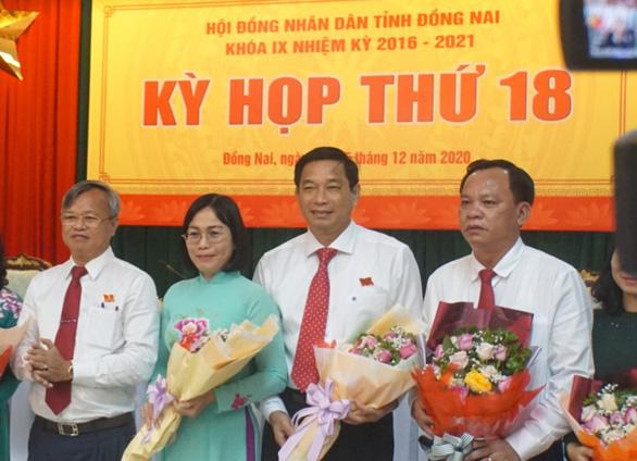 Bầu bổ sung 3 phó chủ tịch UBND tỉnh Đồng Nai - Ảnh 1.